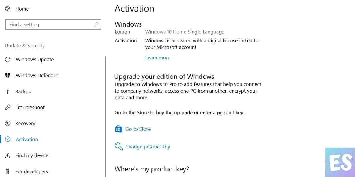 Remove Windows 10 Activation Watermark